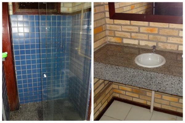 Economy Flat Natal | Banheiro
