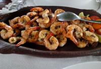 Barra do Cunhau: Restaurante Camarão na Fazenda