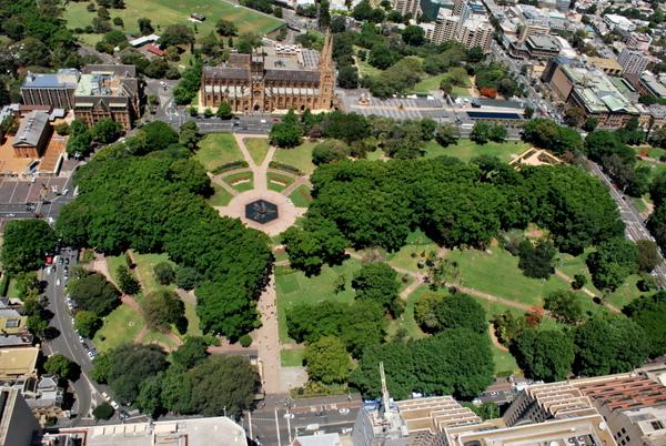 Vista da The Sydney Tower Eye (2)