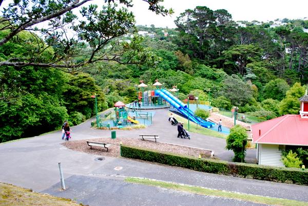 Wellington | Parque de Diversões no Jardim Botânico