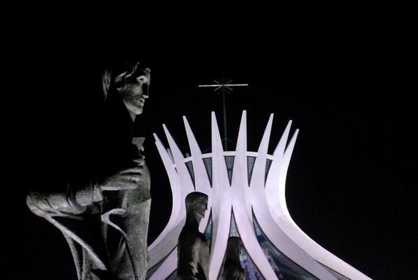 Catedral de Brasília | Noturna
