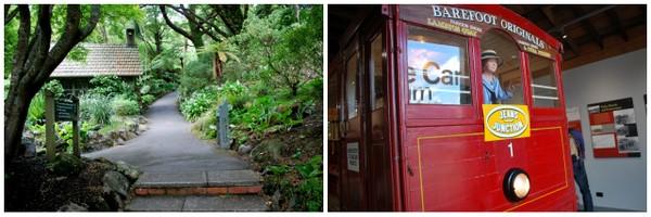 Jardim Botânico e Museu do Cable Car