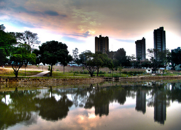 Lago das Rosas | Goiânia