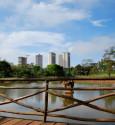 Os parques de Goiânia