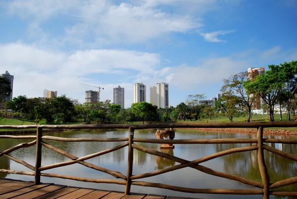 Parque Flamboyant | Goiânia