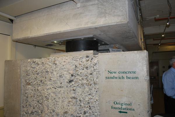 Sistema Anti-Terremoto em Wellington