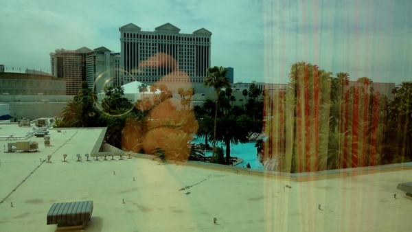 A vista do quarto | The Mirage