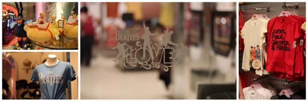 Beatles Store | Cirque du Soleil | Mirage | Las Vegas