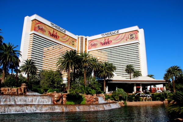 Hotel The Mirage | Las Vegas