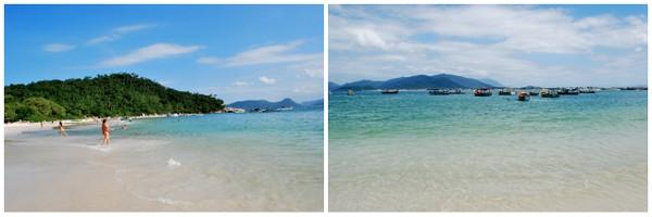 Ilha do Campeche | Florianópolis | Praia