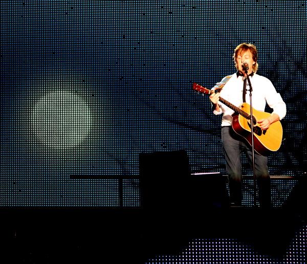 Paul McCartney em Goiânia | Blackbird