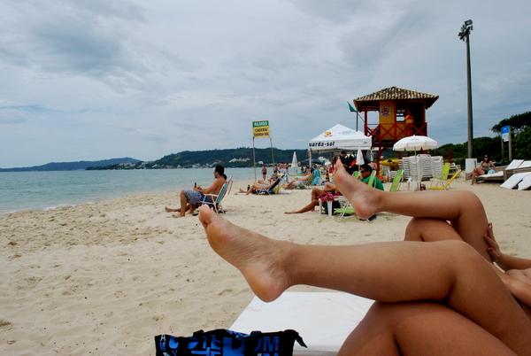 Praia de Jurerê Internacional | Florianópolis