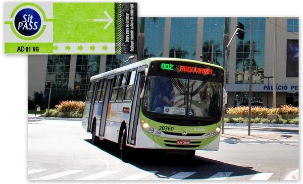 Sit Pass e Ônibus Coletivo de Goiânia
