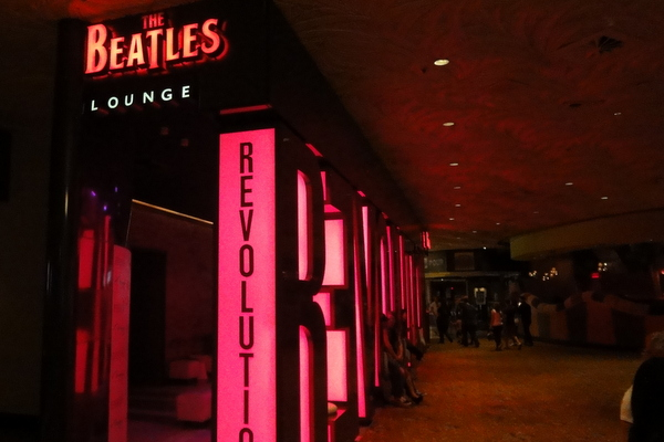 The Mirage | Revolution Lounge | The Beatles