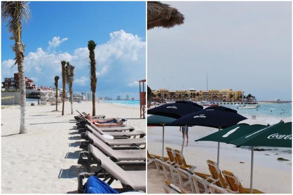 Cancun ou Playa Del Carmen?