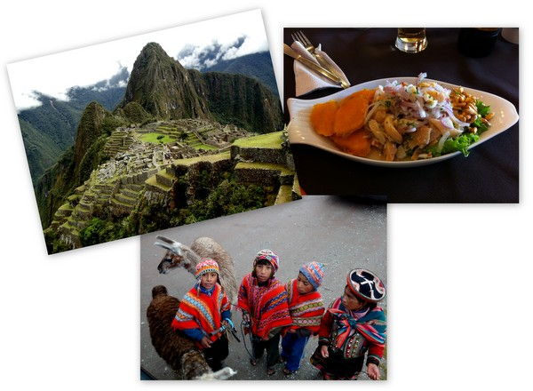 Peru, seu próximo destino.