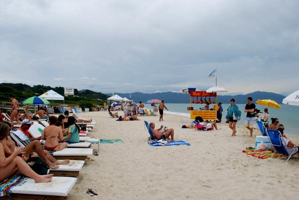 Praia de Jurerê