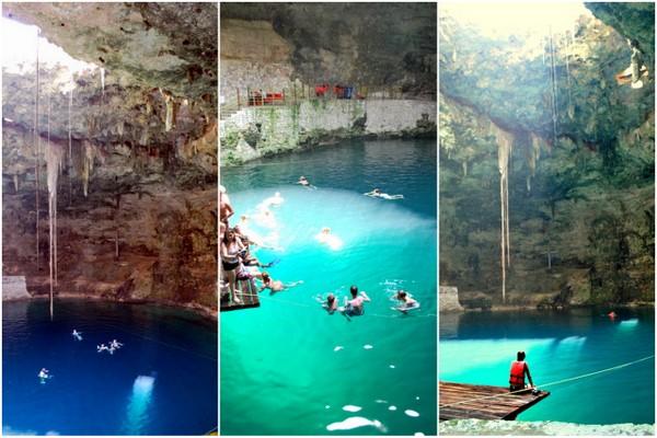Cenote de Ik Kil | México