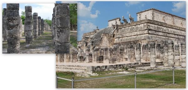 Templo dos Guerreiros | Chichen Itza