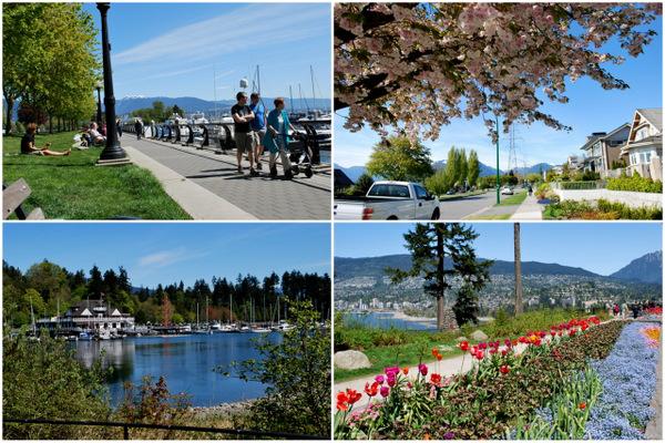 Vancouver | Canadá | Qualidade de Vida