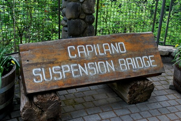 Capilano Suspension Bridge | Vancouver