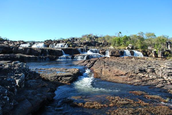 Chapada dos Veadeiros - Cachoeira das Sete Quedas