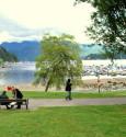Deep cove: Um dos lugares mais lindos de Vancouver