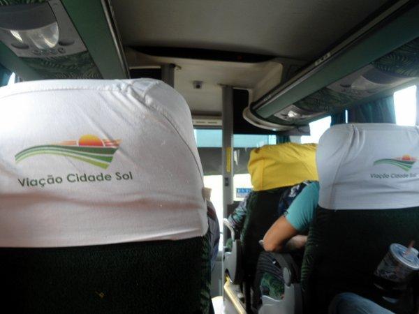 Morro de São Paulo | Ônibus em Valença