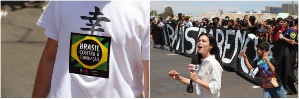 Desfile 7 de Setembro | Brasília | Marcha Contra a Corrupção