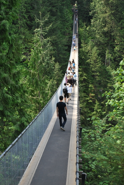 Vancouver | Capilano Bridge