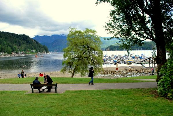 Vancouver | Deep Cove | Nosso Roteiro