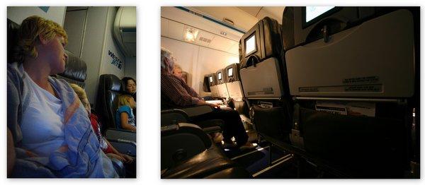 West Jet - Poltronas que não reclinam e Entretenimento pago