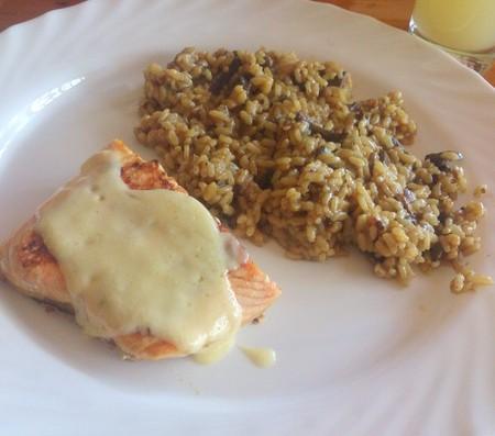 Culinária Chilena | Salmon Farellones na Cordilheira