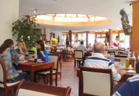 Quero comer o Chile! Restaurante Chez Gerald em Viña Del Mar