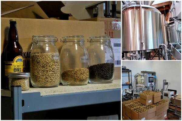 Granville Island   O tour pela Fábrica de Cerveja