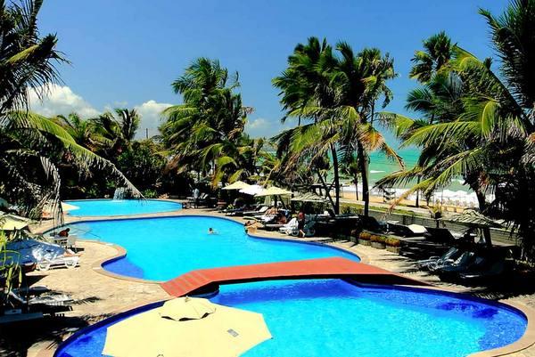 Maceió   Hotel Ritz Lagoa da Anta