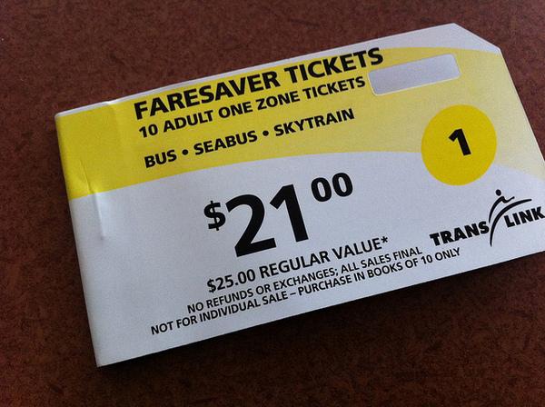 Vancouver | Faresaver Ticket por Alyson Hurt