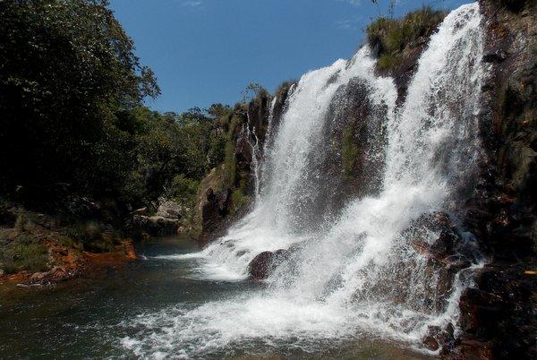 Cavalcante | Cachoeiras do prata