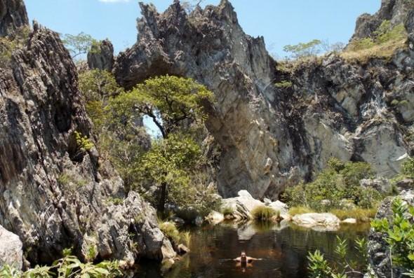 Cavalcante | Ponte de Pedra
