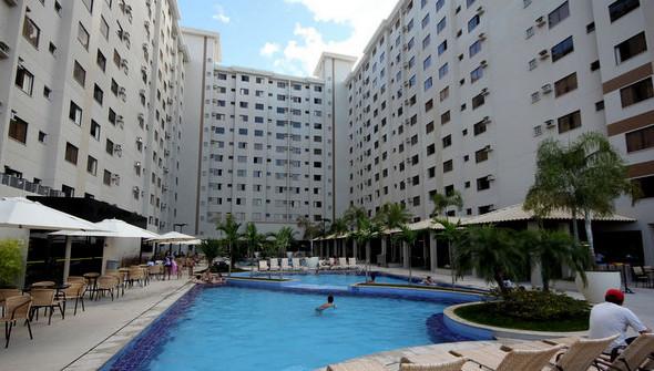 Hotel Boulevard Privé Caldas Novas | As piscinas