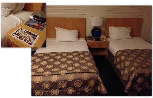 Meliã Tryp Paulista | As camas