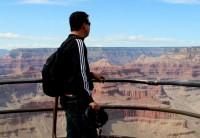 Um bike tour pelo Grand Canyon