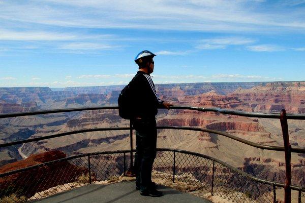 Bike tour no Grand Canyon | Contemplação