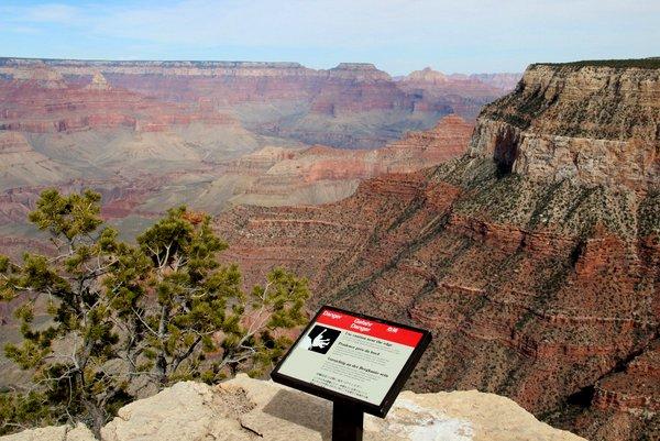 Bike tour no Grand Canyon | Paisagem 04