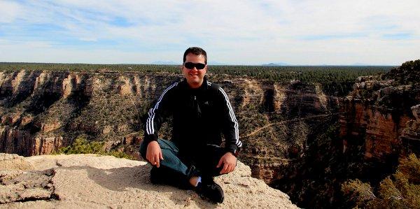 Grand Canyon | Pose para a foto