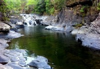 Chapada dos Veadeiros: Cachoeira da Raizama e Morada do Sol