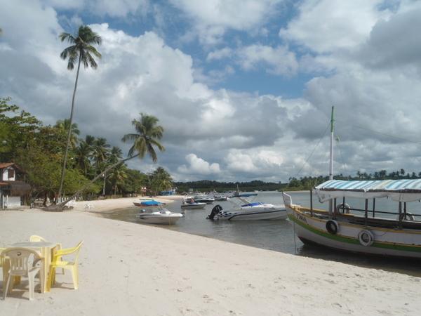 Praia Boca da Barra | Ilha de Boipeba