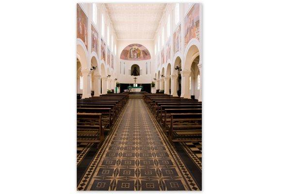 Interior da Igreja de Nossa Senhora do Rosário | Cidade de Goiás