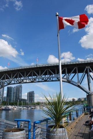 Intercâmbio no Canadá | Bandeira
