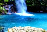 Chapada dos Veadeiros: Cachoeira de Santa Bárbara